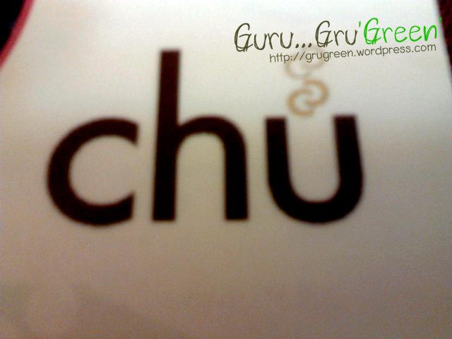 ร้านชู (Chu) by GruGreen