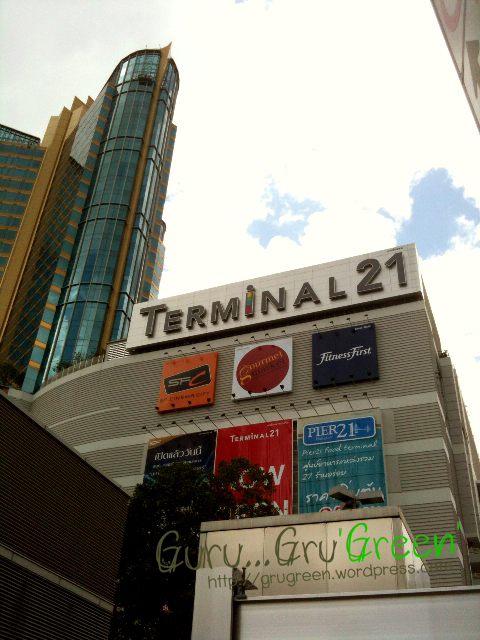Terminal 21 Asoke by GruGreen