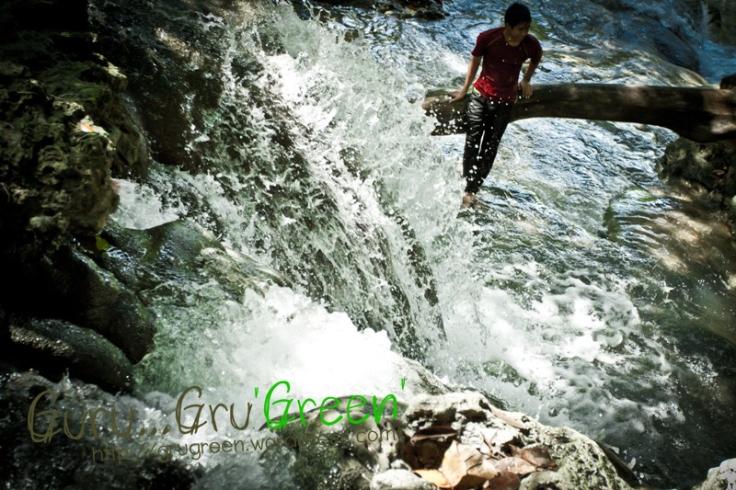 น้ำตกวังก้านเหลือง ลพบุรี by Guru GruGreen 32