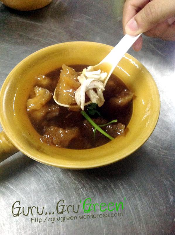 รีวิวกระเพาะปลา ร้านข้าวผัดปู(เมืองทอง) ถนนแจ้งวัฒนะ