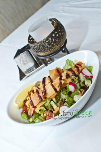 รีวิวเมนู_Fattouch_Salad_สลัดผักแบบเลบานิส_ร้านAL_SARAY