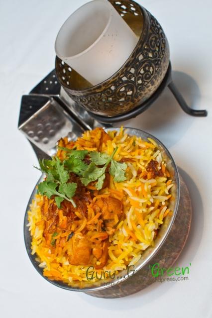 รีวิวเมนู_Biryani_Chicken_ข้าวหมกไก่_ร้าน_AL_SARAY