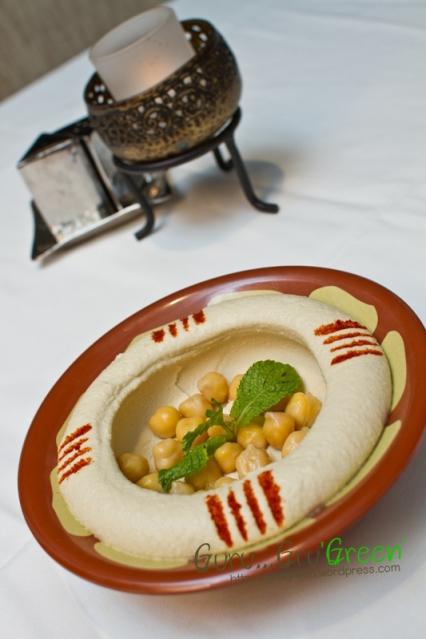 รีวิวเมนู_Hummus_Chickpeas_ที่น้านAL_SARAY
