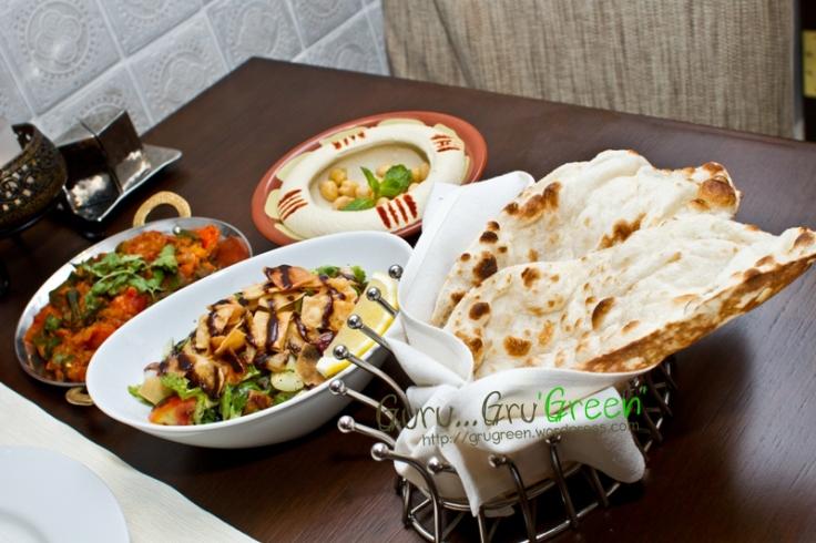 รีวิวร้าน_AL_SARAY_ร้านอาหารสไตล์เลบานิสผสมกับอินเดียน