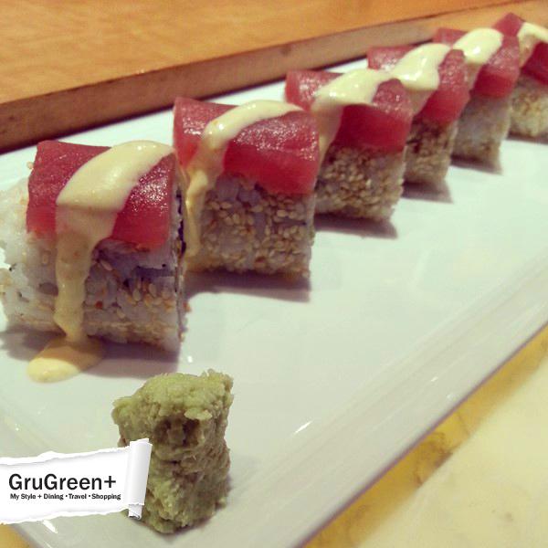 Rainbow_Roll_Sushi_โรงแรมสยามแอทสยาม_grugreenplus (2)